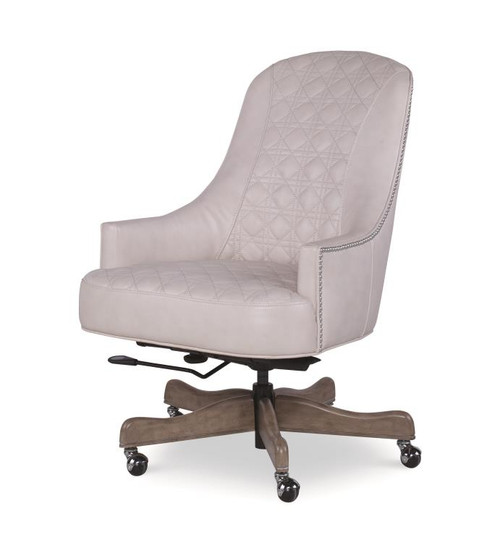 "39"" Century Furniture Anson Executive Chair - 1"