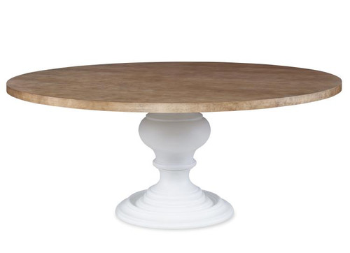 """28"""" Century Furniture Dining Table Base for Wood Top - 1"""