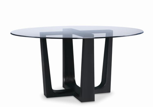 """29"""" Century Furniture Bowery Place Dining Table Base 1 - 1"""