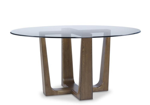 """29"""" Century Furniture Bowery Place Dining Table Base 2 - 1"""