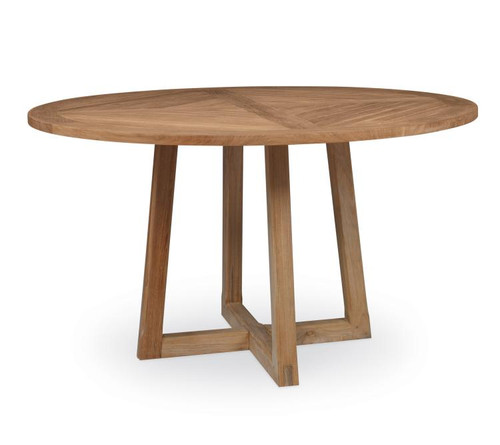"""30"""" Century Furniture West Bay Round Dining Table - 1"""