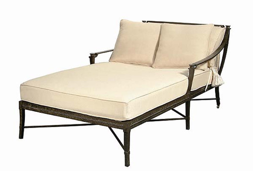 Century Furniture Double Chaise - 1
