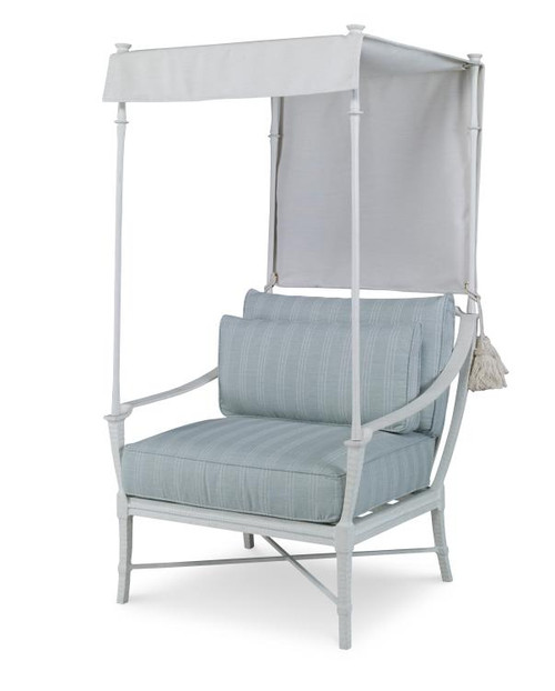 Century Furniture Royal Lounge Canopy Bed 1 - 1