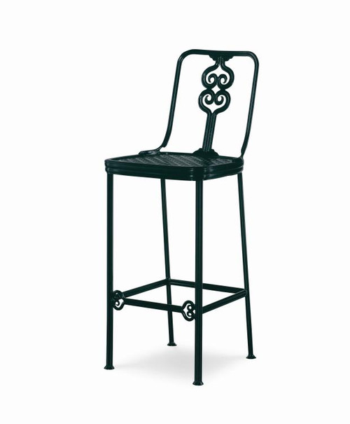 "45"" Century Furniture Augustine Metal Bar Stool - 1"