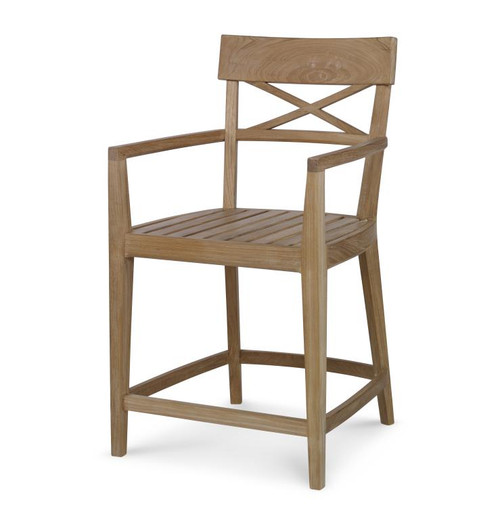 "39"" Century Furniture West Bay Counter Stool - 1"