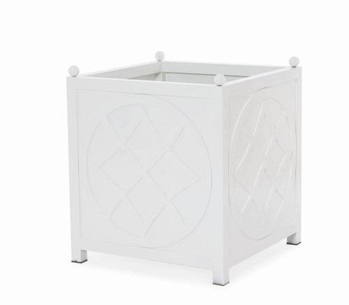 Century Furniture Litchfield Planter - White - 1