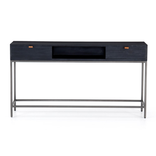 "30"" Four Hands Trey Console Table 1 - 1"