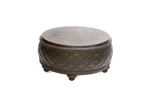 """16"""" Inspired Visions Moroccan Coffee Table - 1"""