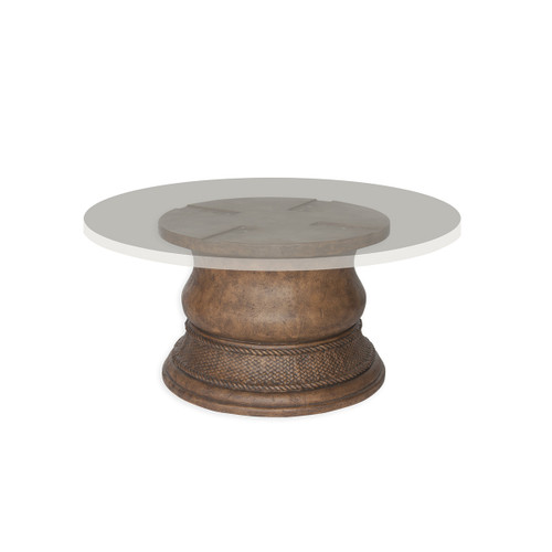 """17"""" Inspired Visions Carter Chat Table Base  - 1"""