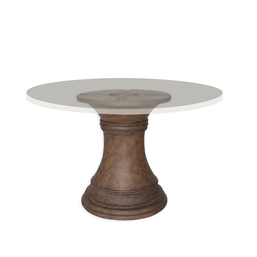 """17"""" Inspired Visions Carter Dining Table Base - 1"""
