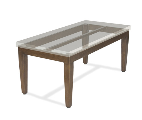 """17"""" Inspired Visions Classic Coffee Table Base - 1"""