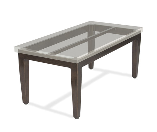 """17"""" Inspired Visions Classic Coffee Table Base 1 - 1"""
