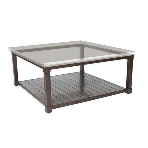 """17"""" Inspired Visions Classic Storage Coffee Table Base - 1"""