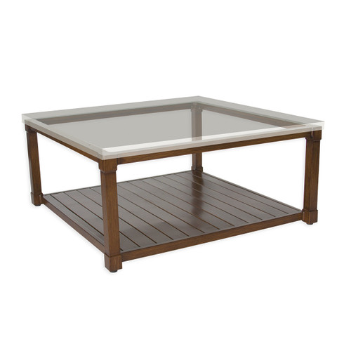 """17"""" Inspired Visions Classic Storage Coffee Table Base 1 - 1"""