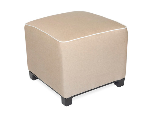 "18"" Inspired Visions Upholstered Foot Stool 1 - 1"