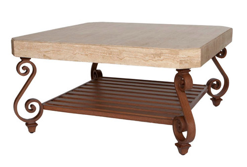 "22"" Peak Season Adrian Coffee Table - 1"