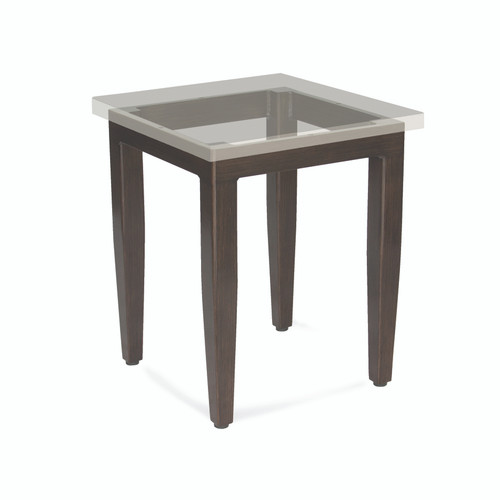 """23"""" Inspired Visions Classic Side Dining Table Base 1 - 1"""