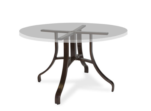 """28"""" Inspired Visions Classic Round Dining Table Base - 1"""