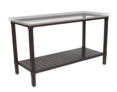"""32"""" Inspired Visions Classic Storage Entertaining Table Base - 1"""