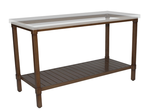 """32"""" Inspired Visions Classic Storage Entertaining Table Base 1 - 1"""