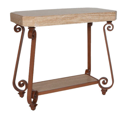 "34"" Inspired Visions Adrian Console Table - 1"