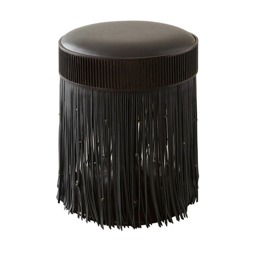 """18"""" Global Views Grace Accent Stool - 1"""