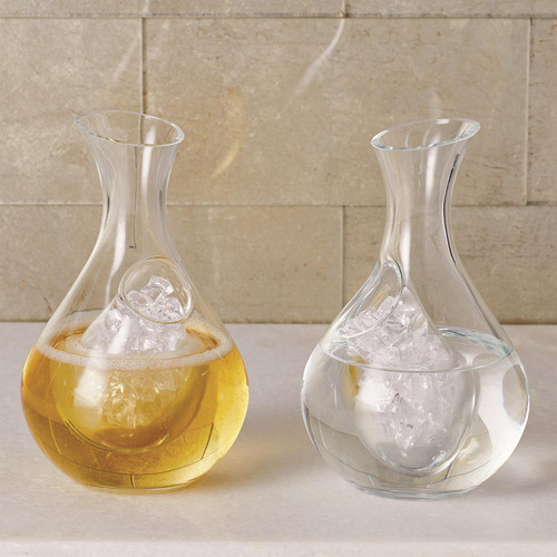 Global Views Chilling Decanter - 1