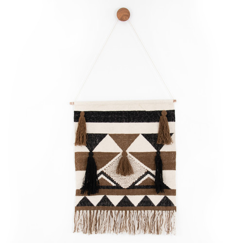 Four Hands Basilie Wall Hanging - 1