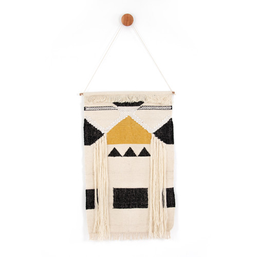 Four Hands Edelie Wall Hanging - 1