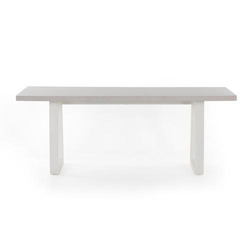 "30"" Four Hands Cyrus Outdoor Dining Table - 1"
