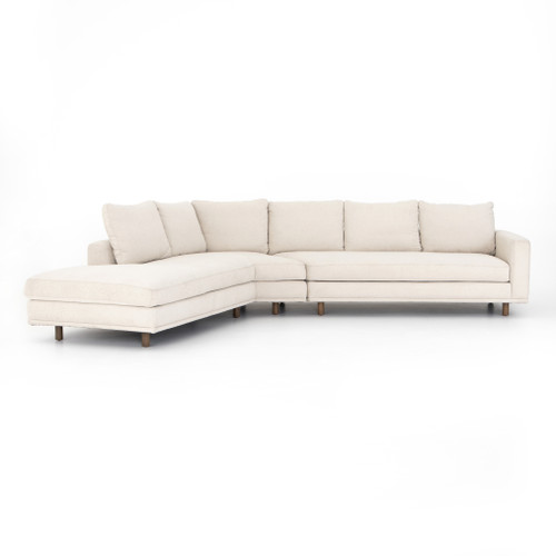 2-Piece Four Hands Dom Sectional - 1