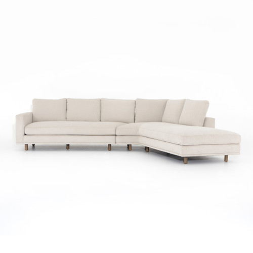 2-Piece Four Hands Dom Sectional 1 - 1