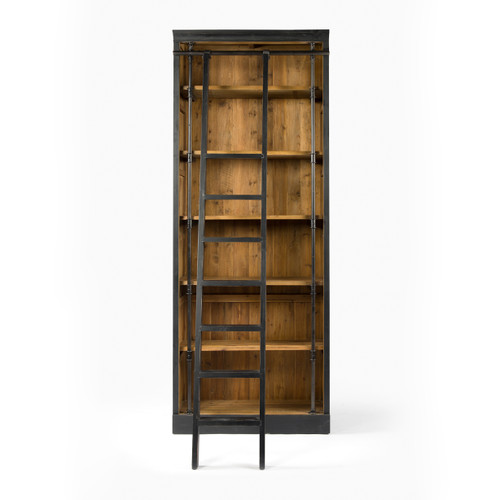 """102"""" Four Hands Ivy Bookcase - 1"""