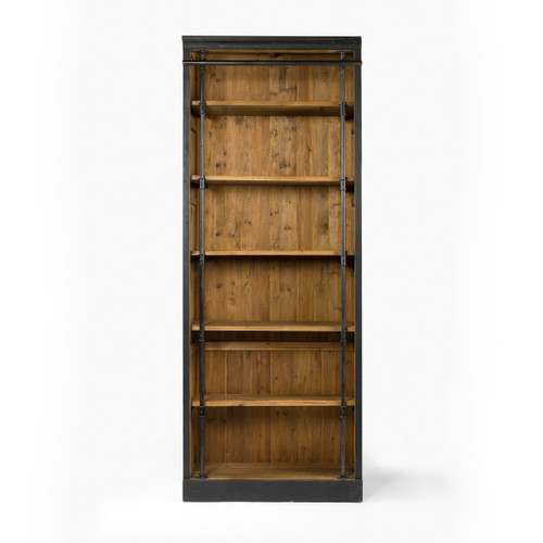 """102"""" Four Hands Ivy Bookcase 1 - 1"""
