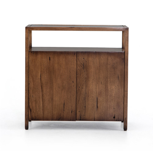 """36"""" Four Hands Rodney Bar Cabinet - Reclaimed Fruitwood - 1"""