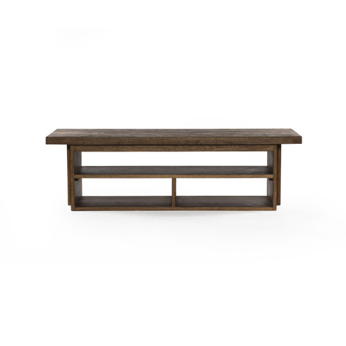 """17"""" Four Hands Erie Entry Storage Bench - 1"""