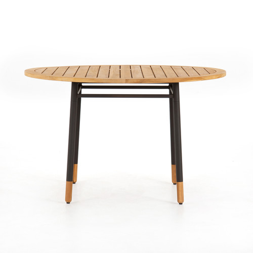 "30"" Four Hands Lyra Outdoor Dining Table - 1"