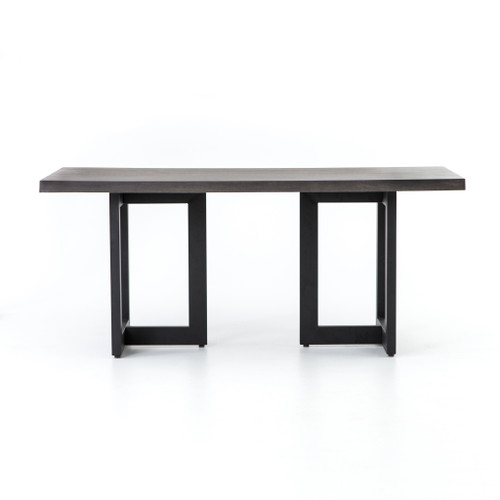 "30"" Four Hands Judith Outdoor Dining Table - 1"