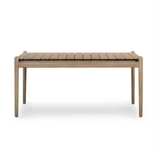 "31"" Four Hands Rosen Outdoor Dining Table - 1"