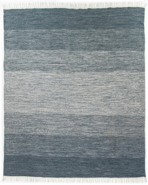 """60"""" x 96"""" Four Hands Loma Navy Outdoor Rug - 1"""