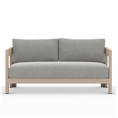 Four Hands Caro Outdoor Sofa - Washed Brown 2 - 1