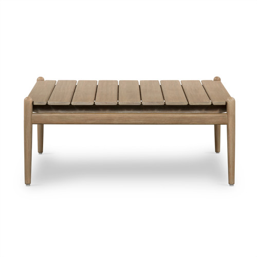 "15"" Four Hands Rosen Outdoor Coffee Table - 1"