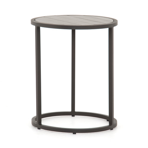 """22"""" Four Hands Alda Outdoor End Table - 1"""