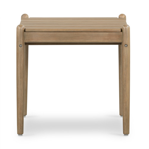 """20"""" Four Hands Rosen Outdoor End Table - 1"""