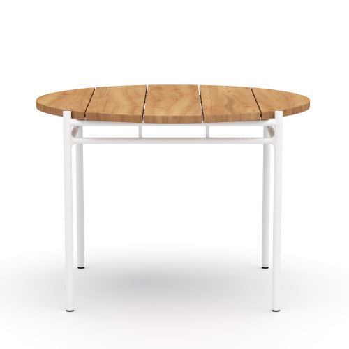 "30"" Four Hands Aroba Outdoor Bistro Table - 1"
