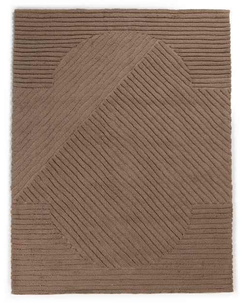 """96"""" x 120"""" Four Hands Chasen Outdoor Rug 1 - 1"""