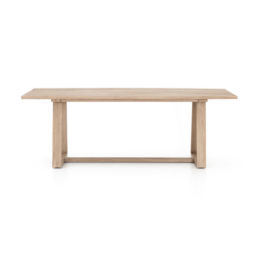 "30"" Four Hands Atherton Outdoor Dining Table 1 - 1"