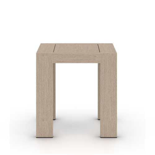 """20"""" Four Hands Caro Outdoor End Table 1 - 1"""