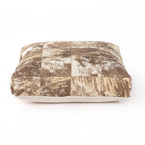 Four Hands Harland Modern Hide Floor Cushion - 1