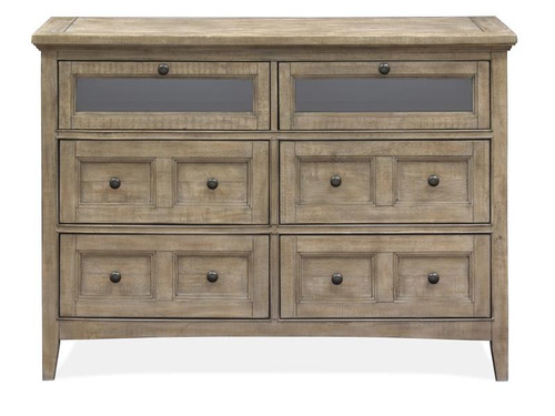 """36"""" Magnussen Paxton Place Media Chest - 1"""